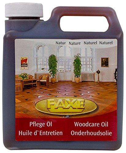 Faxe Pflegeöl natur 1L Holzbodenöl Fußboden Boden Holz Öl