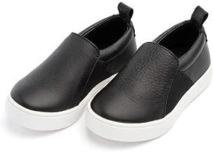 Freshly Picked - Little/Big Girl Boy Kids Leather Slip On Sneaker - Little Kid Sizes 5-13