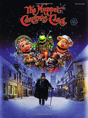 Muppet Christmas Carol -For Piano, Voice & Guitar-: Noten für Gesang, Klavier (Gitarre)
