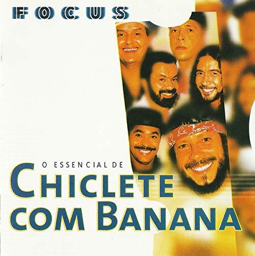 Focus - O Essencial De Chiclete Com Banana