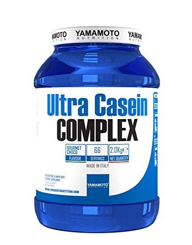 Yamamoto Nutrition Ultra Casein Complex Complemento Alimenticio a Base de Leche - 2000 gr