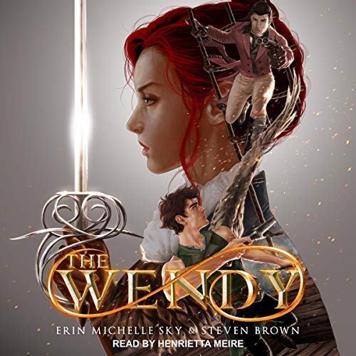 The Wendy audiobook cover art