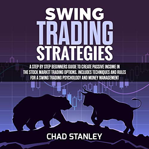 Page de couverture de Swing Trading Strategies