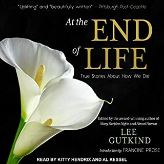At the End of Life audiobook cover art
