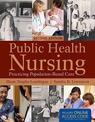 [(Public Health Nursing)] [Author: Marie Truglio-Londrigan] published on (August, 2012)