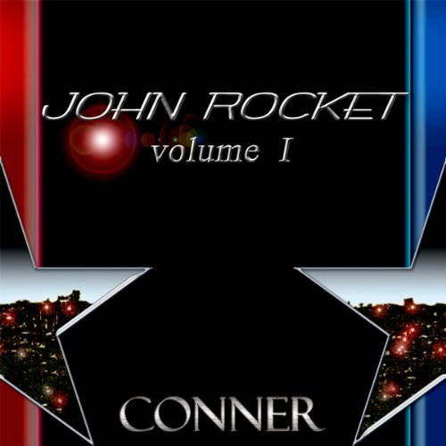 John Rocket audiobook cover art
