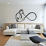 Diy Anker selbstklebendes Vinyl wasserdichtes Wandkunst-Abziehbild für Kinderzimmer...
