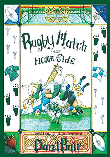 Rugby Match for the Home Side