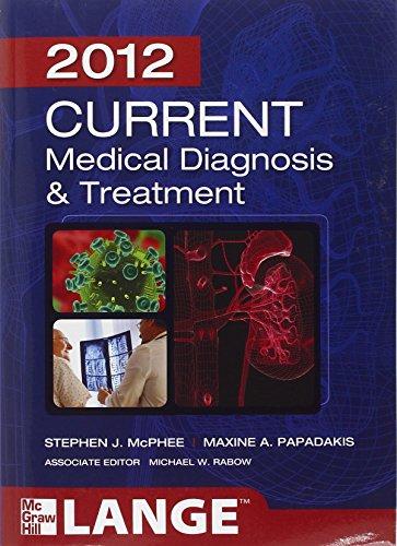 Current Medical Diagnosis & Treatment 2012
