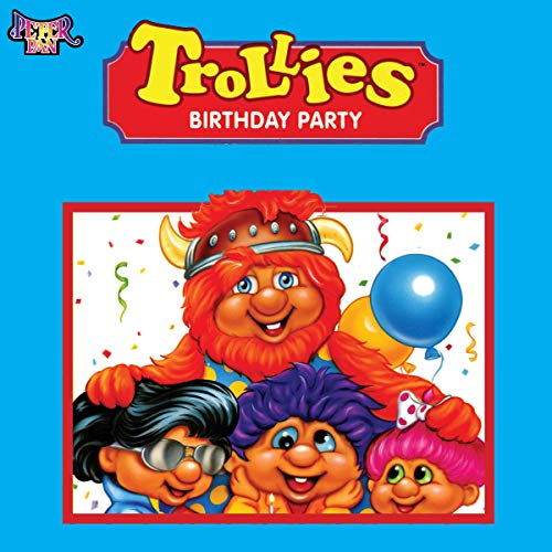 Trollies Birthday Party cover art