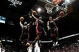 Photo posters Dwyane Wade Chris Bosh Lebron James Miami...