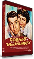 Claudette Colbert & Fred Macmurray:Romantic Comedy [DVD] [Import]