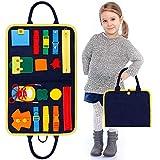 Busy Board Montessori Toys for T...