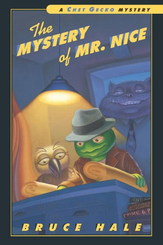 The Mystery of Mr. Nice: A Chet Gecko Mystery (English Edition)