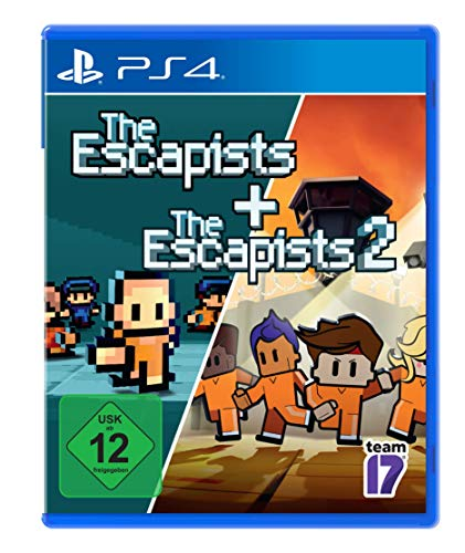 The Escapists +The Escapists 2 - PlayStation 4 [Edizione: Germania]