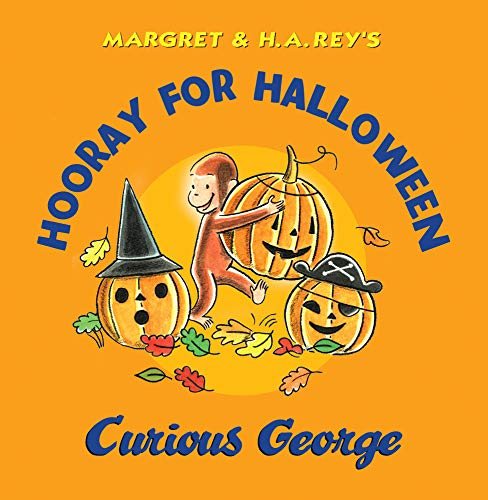 Hooray for Halloween, Curious George (English Edition)