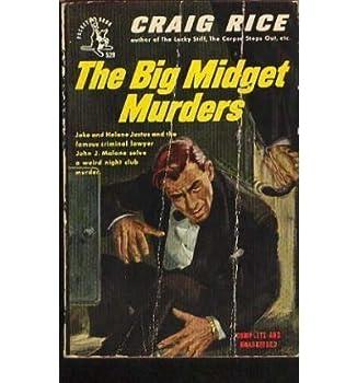 The Big Midget Murders 1558821120 Book Cover