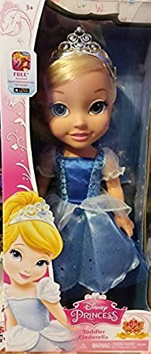 Disney Princess Cinderella 15 Toddler Doll by Jakks Pacific