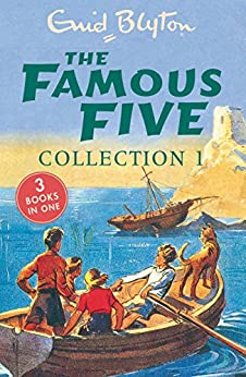 The Famous Five Collection 1: Books 1-3 (Famous Five: Gift Books and Collections) by [Enid Blyton]