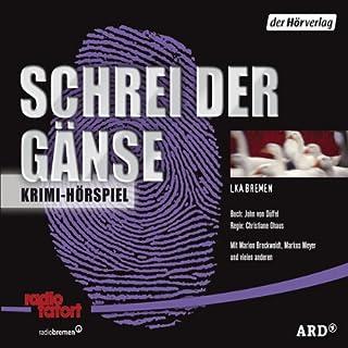Schrei der Gänse (Radio Tatort 5) Titelbild