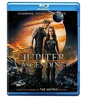 Jupiter Ascending  Blu-ray