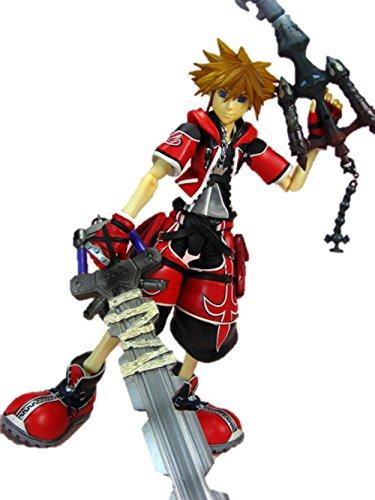 Kingdom Hearts II - Play Arts [Sora] (Brave Form)
