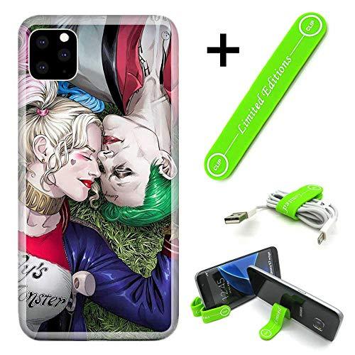 51X9oRcAXWL Harley Quinn Phone Cases iPhone 11