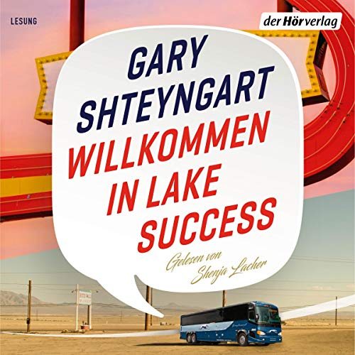 Couverture de Willkommen in Lake Success