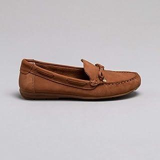 Loafer Nobuck Nocciola