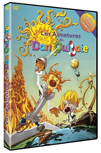 Las aventuras de Don Quijote (Ed. Especial 400º aniversario) [DVD]