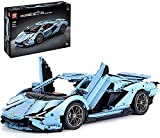 Technik Sportwagen Modell für Lamborghini, 3819 Teile, Technic Sportwage Modell, Doppelte...