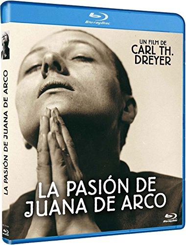 La Pasión De Juana De Arco [Blu-ray]