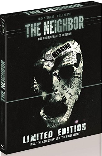 The Neighbor - 3-Disc Limited Uncut Edition (inkl. The Collector u. The Collection) limitiert auf 1000 Stk. - Blu-ray