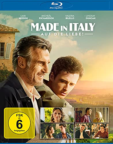 Made in Italy - Auf die Liebe [Blu-ray]