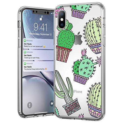 Funda para iPhone FQSCX Funda de Silicona Suave para iPhone 12 11 7 8 6 6S Plus 5 5s SE Retro Hojas Flores Fundas para teléfono para iPhone XR X XS MAX Contraportada ForiPhone7or8 4699