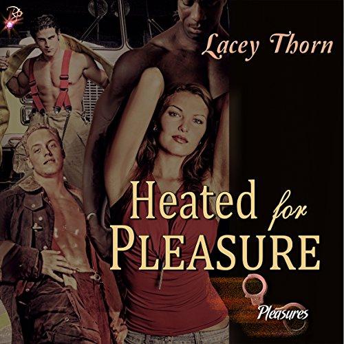 Heated for Pleasure audiobook cover art