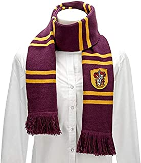 Cinereplicas Harry Potter Scarf - Official - Authentic - Ultra Soft Knitted Fabric