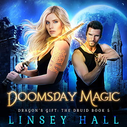 Doomsday Magic     Dragon's Gift: The Druid, Book 5              By:                                                                                                                                 Linsey Hall                               Narrated by:                                                                                                                                 Laurel Schroeder                      Length: 5 hrs and 52 mins     43 ratings     Overall 4.8