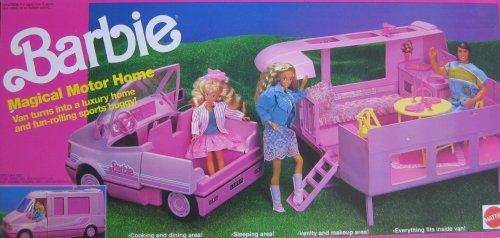 Big Sale Best Cheap Deals Barbie Magical Motor Home Mattel 1990