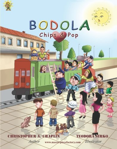 Bodola Loves Chips & Pop: Understanding the mind of parents and children who exist with Autism, ADHD
