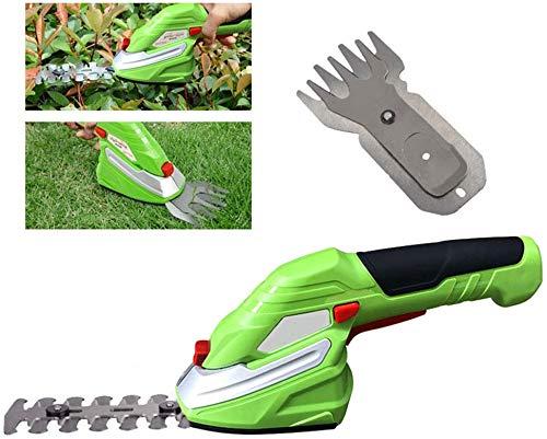 JFZCBXD Elektro Grass Cutter, Multifunktionshand Trimmer Cutter Grasschere, ideal für die Blätter...