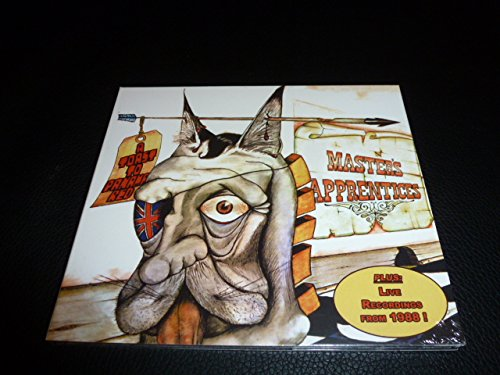 CD.MASTER'S APPRENTICES.A TOAST TO PANAMA RED.71 +5 LIVE 88. SUP HEAV BLUES AUST
