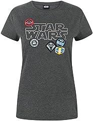 Star Wars Badges Women's T-Shirt