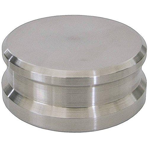 Analoog platensteungewicht zilver voor Technics platenspeler