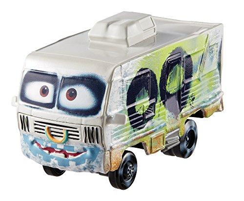 Cars Vehículo Deluxe Arvy, coche de juguete (Mattel DXV91)