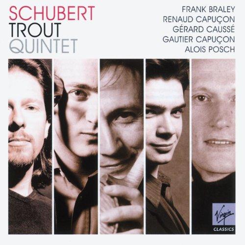 El Quinteto De La Trucha - Trout Quintet