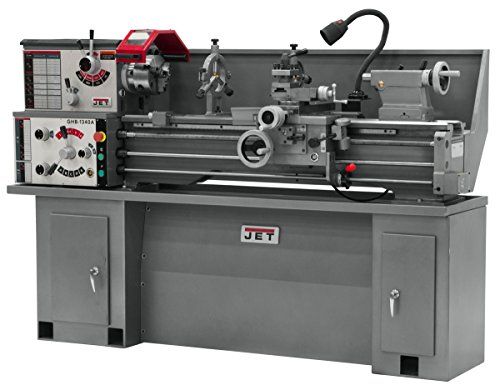 Great Price! JET GHB-1340A-TAK Lathe with Taper Attachment Installed