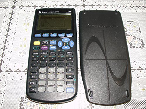 Texas Instruments EE/APPL/TI-89 Electrical Engineering Applications with The TI-89