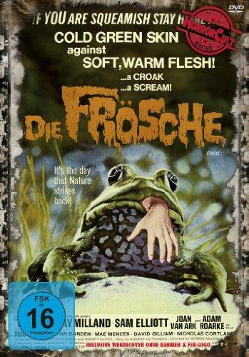 Frogs - Killer aus dem Sumpf (Die Frösche)