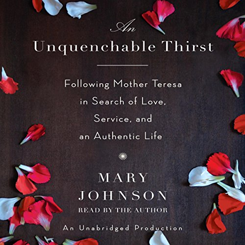 An Unquenchable Thirst audiobook cover art